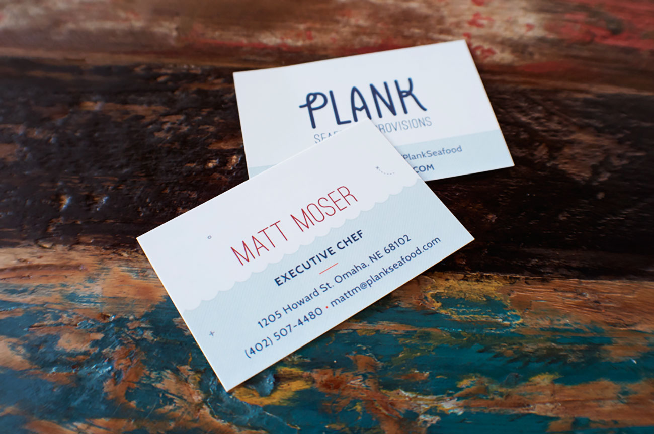 Plank Seafood Provisions | SecretPenguin | Experiential Branding Agency