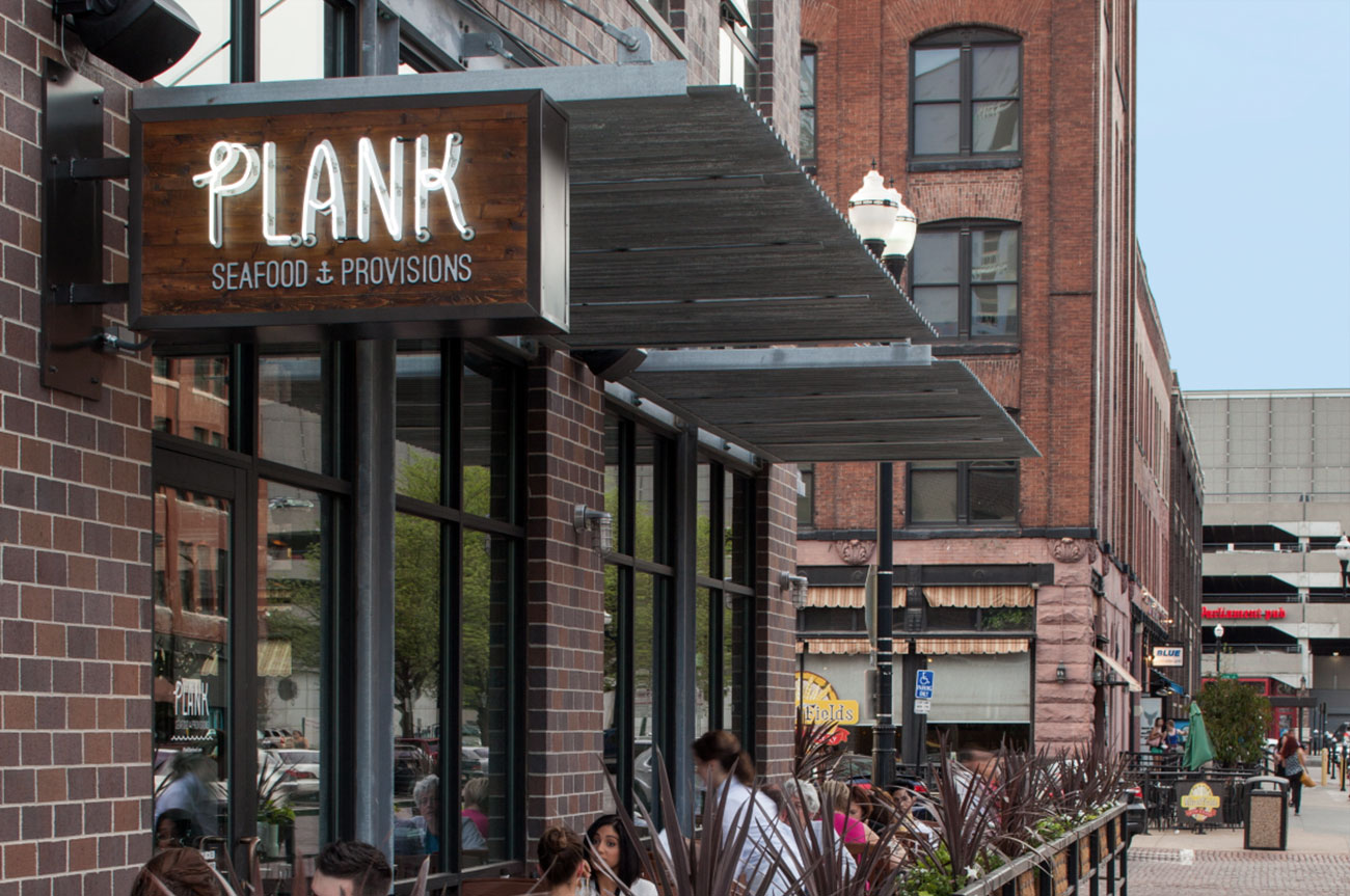 Plank Seafood Provisions Secretpenguin Experiential